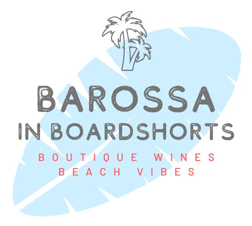 Barossa in Board Shorts